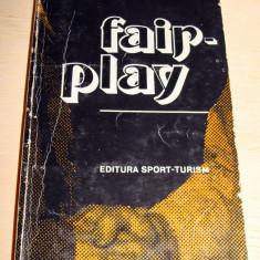 Roman - FAIR - PLAY - Cristian Topescu / Virgil Ludu