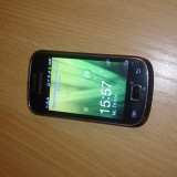 Telefon mobil Samsung Galaxy Mini 2, Negru, Neblocat - Samsung Galaxy S2 Mini