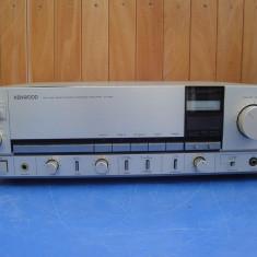 Amplificator audio - Amplificator vintage Kenwood KA-990 silver