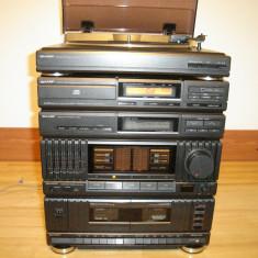 Combina audio Sharp, Tower, 0-40 W - Sistem audio SHARP CD-320H cu telecomanda