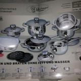 Set de gatit, Inductie, Inox - Set Vase/Oale Gatit Bachmayer Solingen