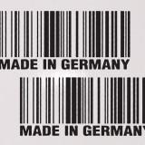 Made In Germany_Sticker Auto_Tuning_CSTA-082-Dimensiune: 15 cm. X 6.8 cm. - Orice culoare, Orice dimensiune