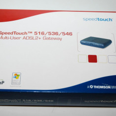 Router Alta ADSL Thomson Speedtouch 516, Porturi LAN: 1, Porturi WAN: 1