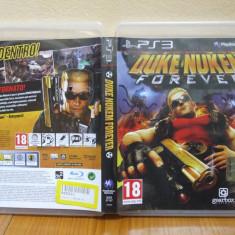 Duke Nukem Forever (PS3) (ALVio) + sute jocuri ps3 ( VAND / SCHIMB ), Actiune, 18+