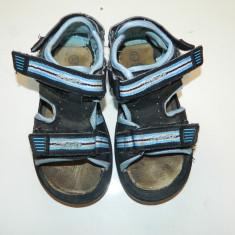 Sandale copii, Baieti - Sandale, sandalute pentru baieti, ideale de joaca, foarte practice, marimea 27