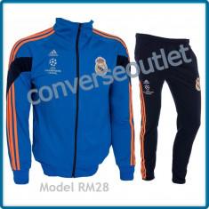 Trening barbati - Trening ADIDAS REAL MADRID - Bluza si pantaloni conici - LIVRARE GRATUITA
