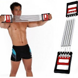 Extensor Fitness - EXTENSOR Multifunctional. FITNESS. Bodybuilding. 5 arcuri detasabile. SIGILAT
