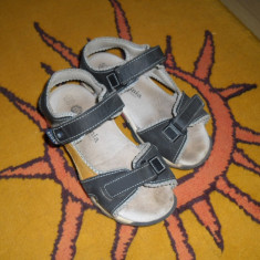 Sandale copii, Baieti, Marime: 30, Albastru - Sandale baieti piele Melania nr 30