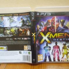 X-Men Destiny (PS3) (ALVio) + sute de alte Jocuri PS3 Activision ( VAND / SCHIMB ), Actiune, 16+