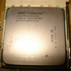 Procesor PC, AMD, AMD Sempron, Numar nuclee: 2, 1.0GHz - 1.9GHz, AM2 - Procesor AMD Sempron dual core socket AM2 1.8 Ghz