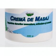 Remediu din plante - Crema de masaj pentru articulatii 200g Abemar Med