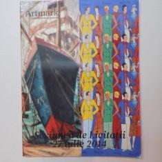 ARTMARK, SESIUNEA DE LICITATII 27 IULIE 2014 - Carte Istoria artei