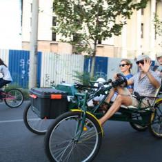 Bicicleta de oras, 22 inch, 26 inch - Cvadricicleta / Velomobil / Bicicleta cu 4 roti