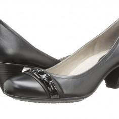 Pantofi cu toc femei ECCO Touch 50 Buckle | 100% originals | Livrare cca 10 zile lucratoare | Aducem pe comanda orice produs din SUA - Pantof dama