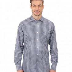 Barbati Nautica L/S Wrinkle Resistant Plaid Shirt | Produs100% original | Livrare cca 10 zile lucratoare | Aducem pe comanda orice produs din SUA - Camasa barbati