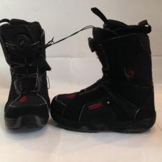 Boots snowboard - BOOTS BUTI SNOWBOARD SALOMON SAVAGE BOA 45-45, 5