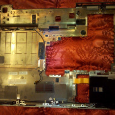 Carcasa jos bottom case cu boxe/difuzoare Acer TravelMate 8215WLMi 8210 ZC1 8200 8204WLMi EAZC1003010 cu DEFECT - Carcasa laptop