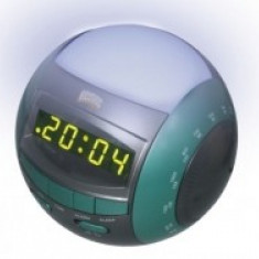 Aparat radio - Radio cu ceas, alarma si lampa Victronic 1232