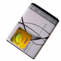 Baterie Nokia 3220 5140 5300 N90 6020 6124 6120C 7260 BL-5B Originala Swap, Li-ion