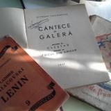 VLADIMIR MAIAKOVSKI LENIN DE CICERONE THEODORESCU 1949 - Carte poezie