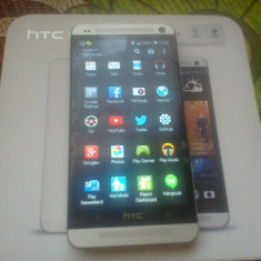 Vand HTC ONE - Telefon mobil HTC One, Argintiu, 32GB, Neblocat, Single SIM