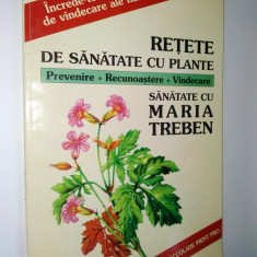 RETETE DE SANATATE CU PLANTE - Prevenire, recunoastere, vindecare Autor : Dr. Dr. med. Fritz Geiger Ed. Accolade Print Pro - 1997 - Carte tratamente naturiste