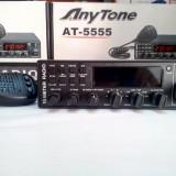Statie radio CB Anytone model AT5555 4w-40w