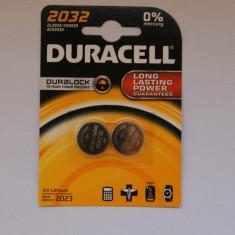 Baterii Duracell 2032 Duralock - Baterie Aparat foto