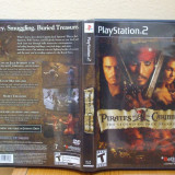 Pirates Of The Caribbean: The Legend of Jack Sparrow (PS2) NTSC / U/C (ALVio)  + sute de alte jocuri PS2 ( VAND / SCHIMB )