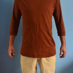 Bluza Zara - Bluza barbati Zara, L, Maro