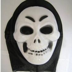MASCA HALLOWEEN. CRANIU. SCHELET.. Carnaval. Petreceri. Distractie. SCARY MOVIE. Ghost Face. Fantoma. Produs nou.