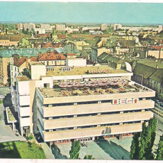 Carti Postale Romania 1904-1918, Necirculata, Printata - #carte postala(ilustrata)-TIMISOARA-Magazinul Bega