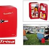 Mini frigider Trisa Elvetia Frescolino 1 (roşu)