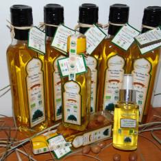 Ulei de Argan virgin pur - 100% BIO - DermArgan, 100 ml, din Maroc