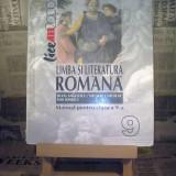 Manual Clasa a IX-a, Alte materii - Silviu Angelescu - Limba si literatura romana manual pentru clasa a IX a