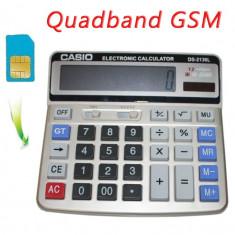 Calculator Casio Spion Spy Gsm