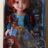 Papusa Disney Merida - Neinfricata, Fata