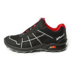 Pantofi sport Grisport, talpa Vibram (GR13105S3) - Pantofi barbati Grisport, Marime: 45, 46, Culoare: Negru
