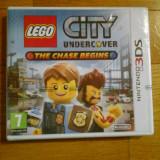 JOC NINTENDO 3DS LEGO CITY UNDERCOVER THE CHASE BEGINS ORIGINAL / by DARK WADDER