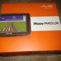 GPS Mio M413LM Full Europe / nou, sigilat / ecran 4,3 inches / 4 GB / GPS camion