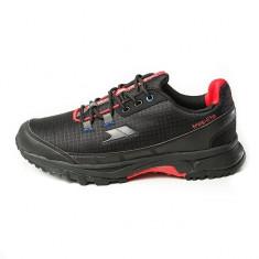 Pantofi barbatesti Trespass Frontier Black-Red (MAFOTNK10002) - Pantofi barbati Trespass, Marime: 40, 41, 42, 43, 44, 45, 46, Culoare: Negru