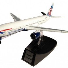 Macheta avion Boeing 777-200 British Airways scara 1:400 - Macheta Aeromodel