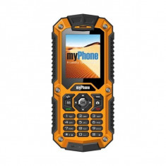 Hammer Orange - Telefon MyPhone