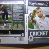 EA Sports Cricket 07 - JOC PS2 Playstation  ( GameLand)