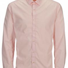 Camasa barbati - Camasa slim fit - SELECTED - art 16046138 roz, mansete floral