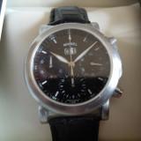 Ceas barbatesc, Cronograf - Nivrel Chronograph Heritage Big Date