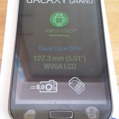 Telefon mobil Samsung Galaxy Grand, Negru, Neblocat, Dual SIM - Samsung Galaxy Grand i9082 dual sim noi