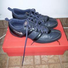 VIND adidasi NIKE AIR dama - Adidasi dama Nike, Marime: 39, Culoare: Bleumarin, Piele naturala