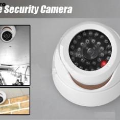 Camera falsa - Camera de supraveghere falsa dome, dummy camera, cu led