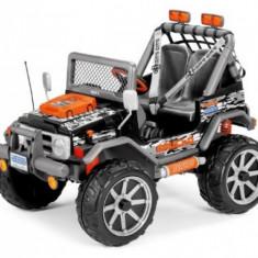 Masinuta electrica copii - ATV electric 12V Gaucho Rock Peg Perego